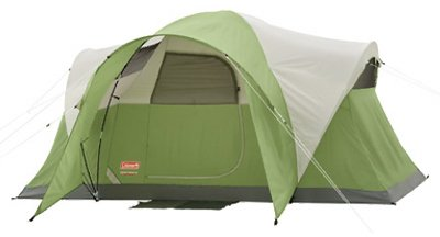 Coleman Montana 6 Person, 1 Room Tent 2000001593 High Quality Fast Shipping Ship Worldwide by Coleman