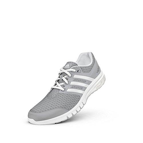 Adidas Performance Women's Galaxy 2 Elite w Running Shoe, Clear Onix/White/Black, 9 M US
