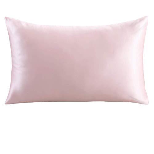 Amazon Com Uorg 100 Mulberry Silk Pillowcase For Hair