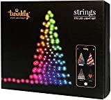 Twinkly LED String Lights, 175-225 Customizable LED Lights (175 LED)