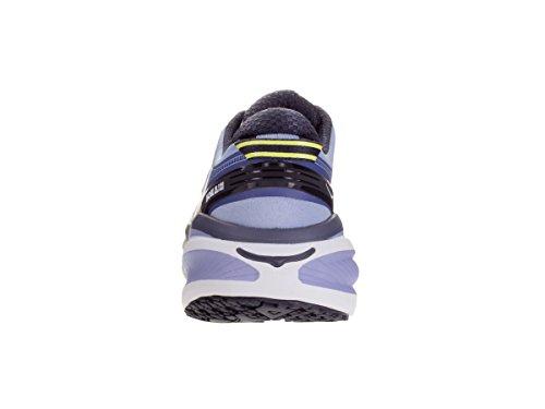 Hoka One One Zapatillas Para Mujer Bondi 4 Zapatillas Para Correr Hydrangea / Sunny Lime