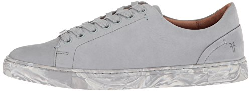 Frye Women's Ivy Low LACE Sneaker, Ice, 8.5 M US