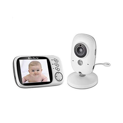 (Baby Monitor High Resolution Baby Nanny Security Camera Wireless Night Vision Temperature Monitoring - Camera ONLY)