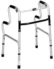 Hi-Riser fällbar promenadram (kan lindra moms i Storbritannien) Sit to Stand Walker användbart för att komma upp från soffan eller stolen utan vapen, också säkerhetsram, äldre eller funktionshindrade