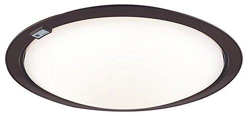 パナソニック LEDシーリング ~14畳 調光 調色 調光 LEDシーリング LGBZ4406 B076J9V7G3 調色 ダークブラウン 12畳 12畳|ダークブラウン, 大島村:efafe6a4 --- m2cweb.com