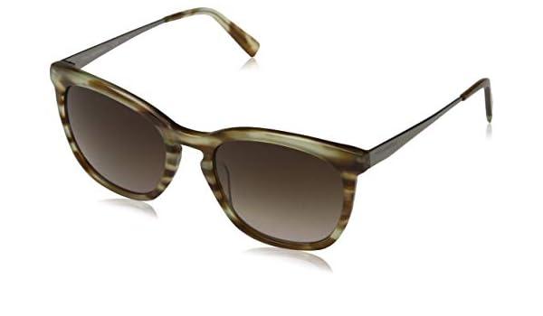 Karl Lagerfeld KL896S 045 54 Gafas de Sol, Striped Khaki ...