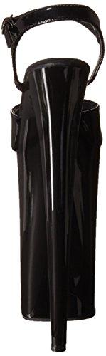 Sandalias Mujer Pleaser Talla Negro 40 Color vqwzdF
