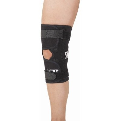 Form Fit PLY Wrap Short Open Popliteal Knee Brace Size: Medium by Ossur