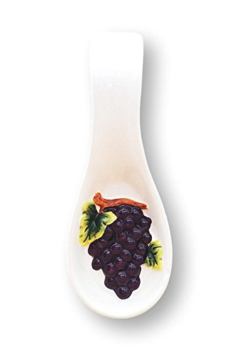 Grape Decor (Tuscany 3D Grape Spoon Rest)