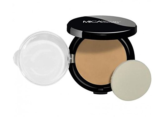 Mica Beauty Flawless Foundation Cappucino