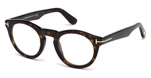 Eyeglasses Tom Ford TF 5459 FT 5459 052 dark - Tom Glasses Ford Havana