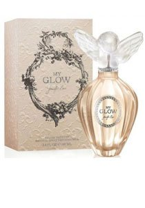 Toilette Lopez Eau Jennifer Freesia De - My Glow FOR WOMEN by Jennifer Lopez - 1.7 oz EDT Spray