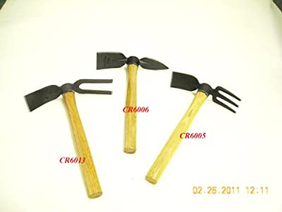 3-pc Weeding & Planting Tools
