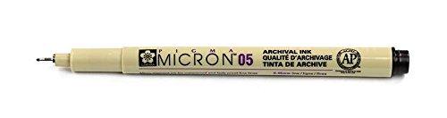 (2 DOZEN: Sakura Pigma Micron 05 Pen .45mm: Black (XSDK05-49))