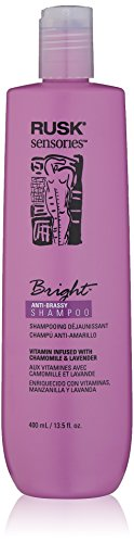RUSK Sensories Bright Chamomile and Lavender Brightening Shampoo , 13.5 fl. Oz.
