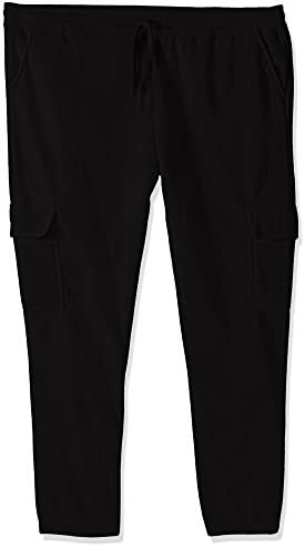 Southpole Men's Big and Tall Active Basic Fleece Open Bottom Cargo Pants