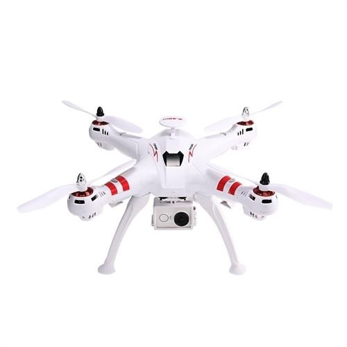 RC Brushless Drone with 12MP HD Live Camera, WiFi GPS and 1000W Motor 51CM Large Quadcopter 6Axis 2.4GHz Upgraded Version