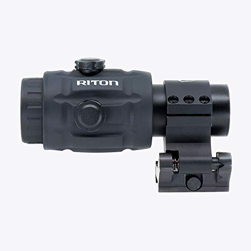 Riton RT-R MOD 3 3X Magnifier, Black