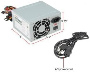 Computer New PC Power Supply Upgrade for Compaq Presario SR1900NX EX304AA