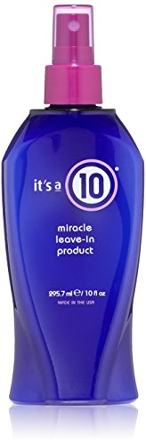 it's a 10 Miracle Leave-In product 10 oz