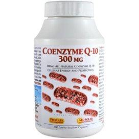Коэнзим Q-10 300 мг 60 капсул