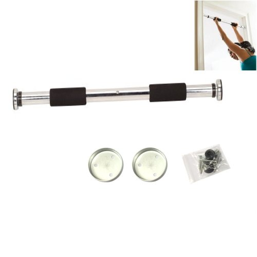 Fitness Sun Deluxe Doorway Pull Up Bar Kit