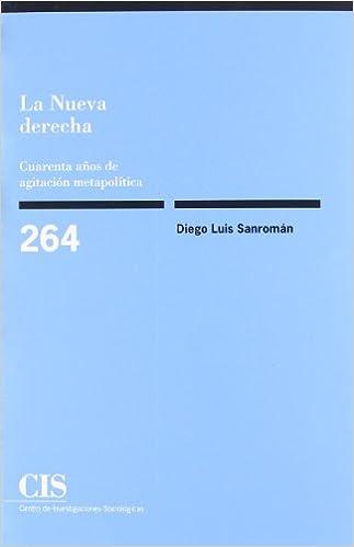Descarga gratuita de documentos del libro. La Nueva Derecha (Monografías) in Spanish PDF ePub MOBI