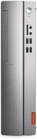 Lenovo Ideacentre 310S-08ASR - Ordenador de sobremesa (AMD A9-9425, 8GB RAM, 1TB HDD, AMD Radeon R5 Graphics, Windows10) Plata