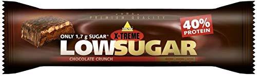 Inko X-Treme Low Sugar 24 x 65g Riegel Chocolate Crunch