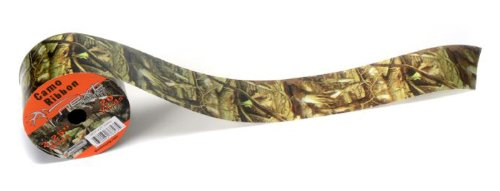 Hunting High Definition Camo Poly Ribbon (2.25