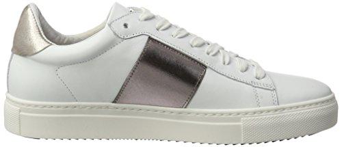 Stokton Dames Sneaker Witte (bianco / Cipria)