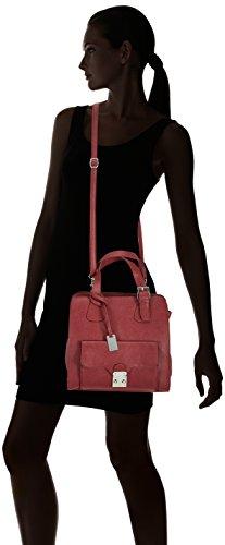 Tamaris MICAELA Handbag - Bolso de mano para mujer Bordeaux 549