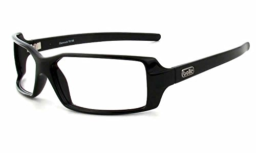 Amazon.com: Bolle Optical Glamrock Black 70156 Eyeglass Frame ; DEMO ...