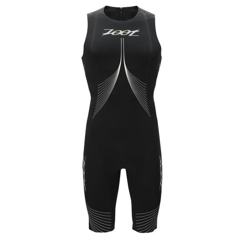 Zoot Sports Men's Ultra Speedzoot 2.0, Black, - Wetsuit Triatlon