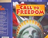 Call to Freedom, Holt, Rinehart and Winston Staff, 0030726743