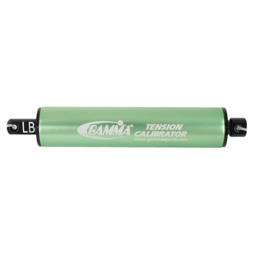Gamma Sports String Tension Calibrator, Titanium