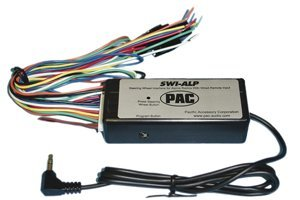 PAC SWI-ALP Universal Steering Wheel Control Interface for Alpine/JVC/Kenwood - Pac Steering Wheel Remote Interface