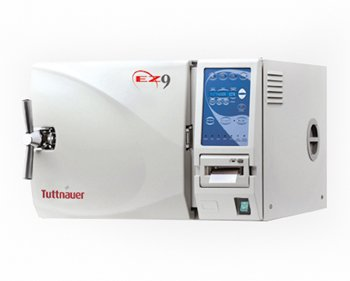Automatic Autoclave Fully - Tuttnauer EZ9 - The Fully Automatic Autoclave without Printer
