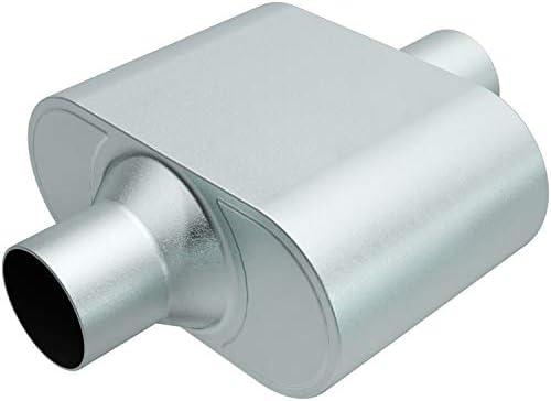 RUMBLE 6.5X4.25X9.5 2.5//2.5 C//C Rumble R27426 Exhaust Muffler