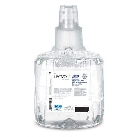 Unscented Foam Hand Soap, 1200mL Cartridge, Cleanse AntiBac, 2 PK