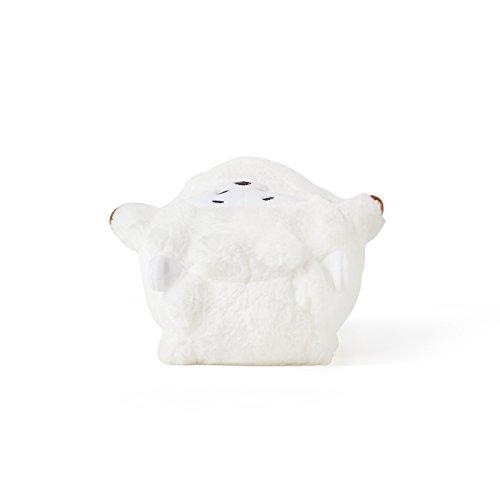 BT21 RJ Standing Plush Doll Medium White by BT21 (Image #4)