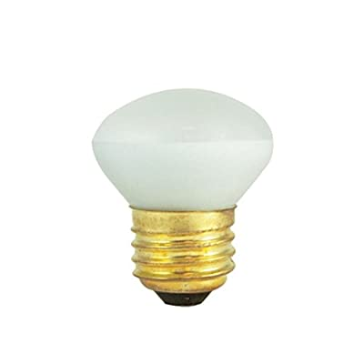 25 Watt - R14 Short Neck - Reflector Flood - 120 Volt - Medium Base - Incandescent Light Bulb - Bulbrite200025