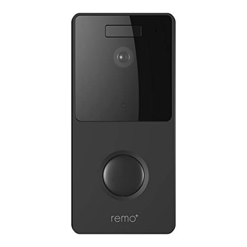 RemoBell WiFi Video Doorbell (Battery Powered, Night Vision,...