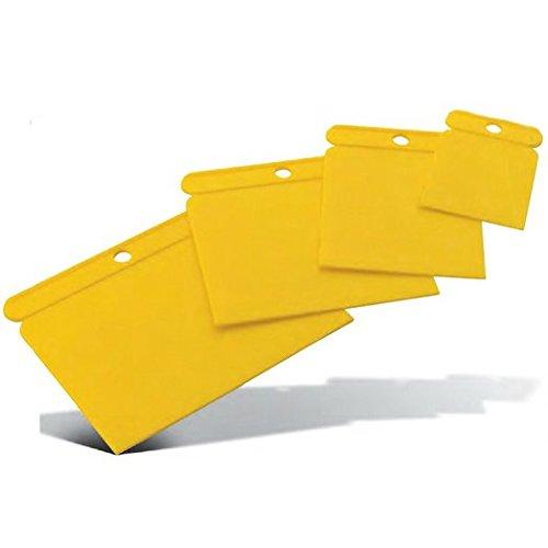 Venetian Plaster Tools (Pajarito Plastic Venetian Plaster Spatula Set of 4)