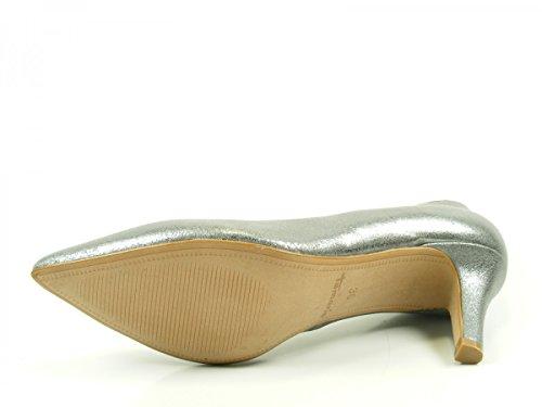 Tamaris 1-22414-28-297 zapatos de tacón mujer Grau
