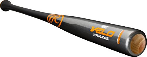 Rawlings Velo Maple/Bamboo Composite R110CH Adult Baseball Bat - Maple 110 Bat