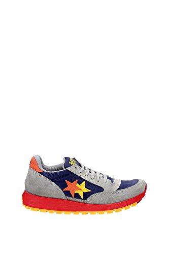 2Star 43 EU Uomo Sneakers 2SU1150BLUGRIGIO q8AR0X8