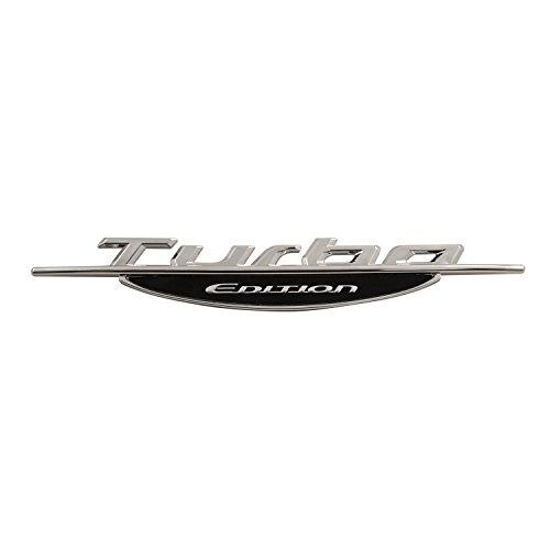 Pilot Automotive IP-3004 Turbo ED Stick on Emblem ()