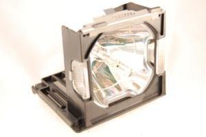 EIKI 610-328-7362 交換用プロジェクターランプ電球 ハウジング付き - 高品質交換用ランプ   B005HB8B44