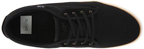 Edición limitada para la venta Zapato Casual Luz De La Luna De Los Hombres De Globo Negro / Blanco Descuento Factory Outlet Compra a la venta Naranja 100% Original O4yO6